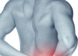 Prav pomoč ob bolečinah v hrbtenici